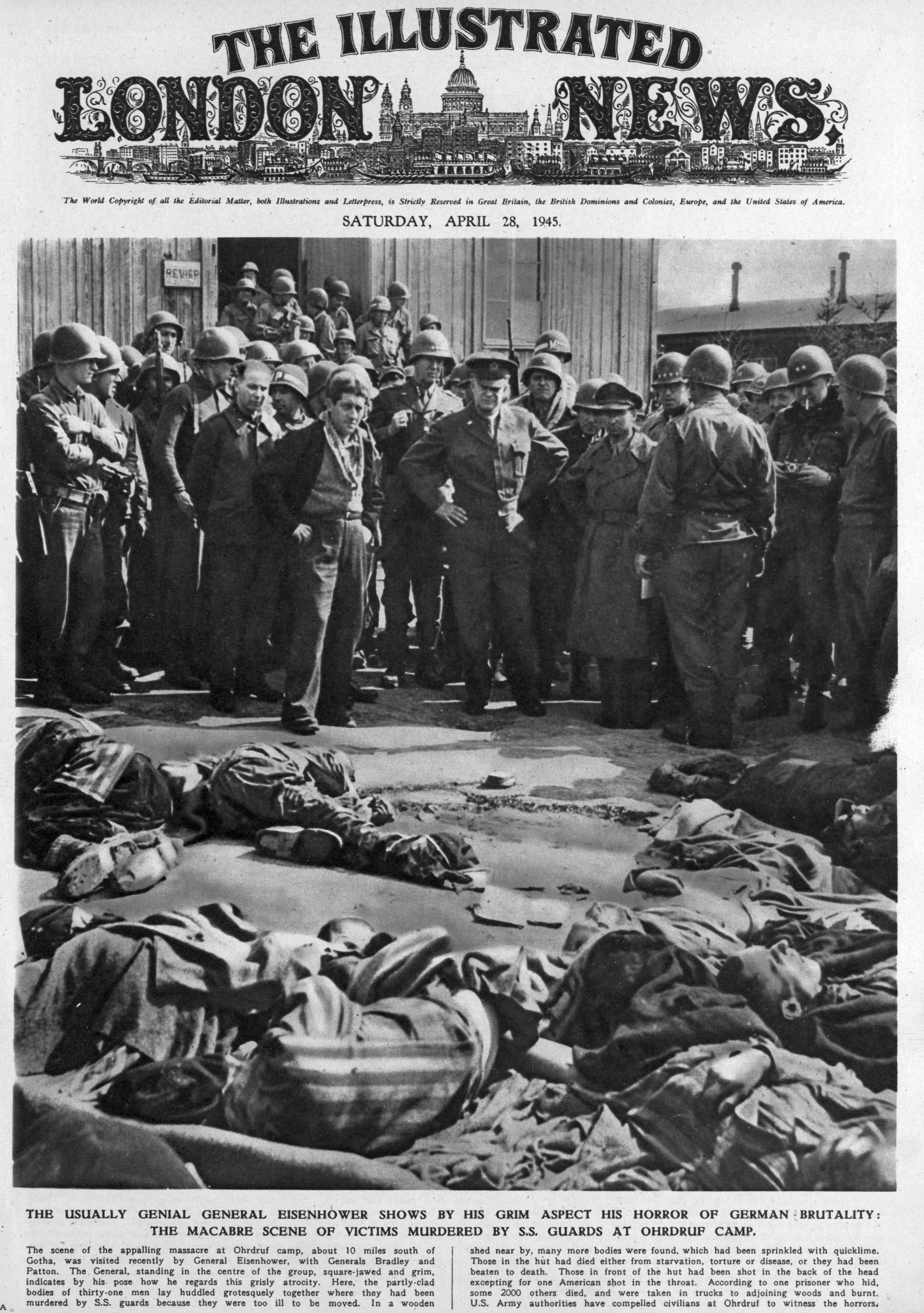 Illustrated London News 1945